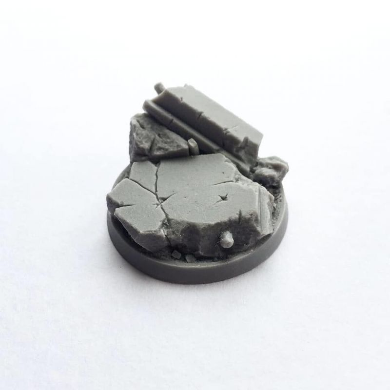 40mm Character Base 2